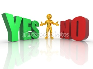 Choise-YES-or-NO